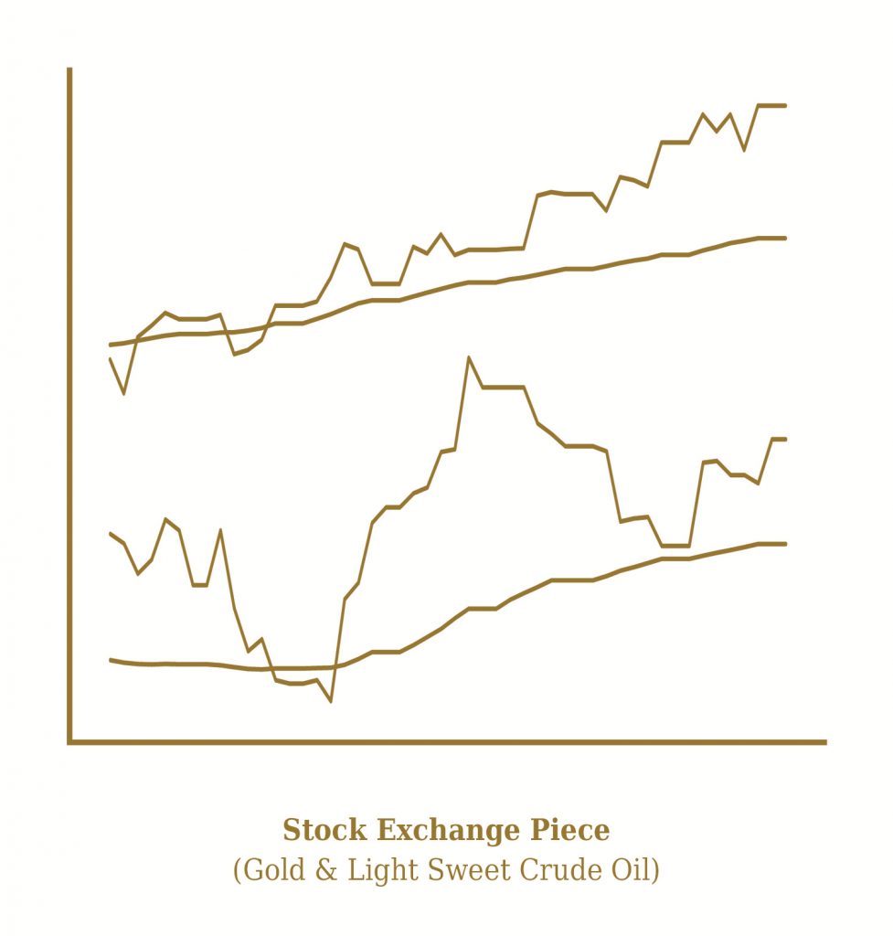 Stock Exchange Piece